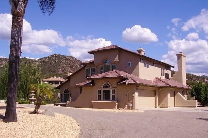 Alpine Home Restucco